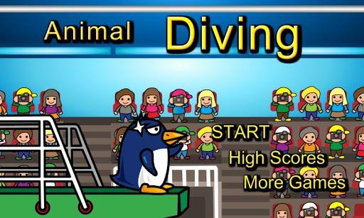Animal Diving Free