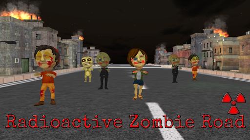 Radioactive Zombie Road
