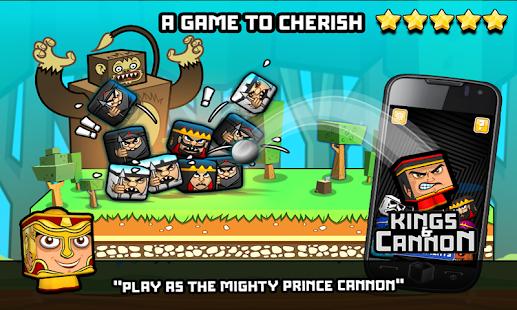 玩休閒App|国王和大炮免費|APP試玩