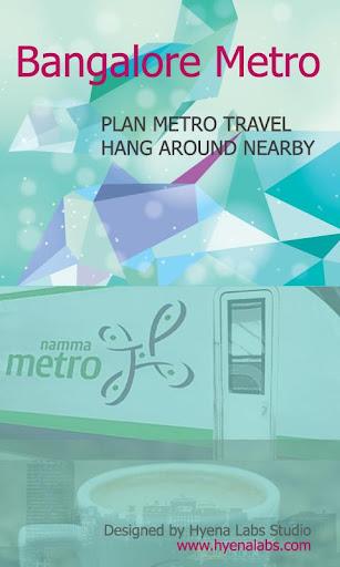 Bangalore Namma Metro Transit