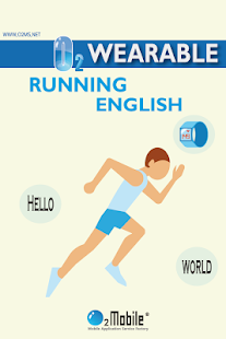 RUNNING ENGLISH FOR WEARABLE- screenshot thumbnail