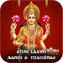 Shri Laxmi Aarti and Mantras icon