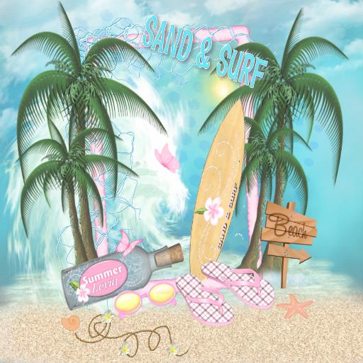 Sand & Surf GO THEME 個人化 App LOGO-硬是要APP