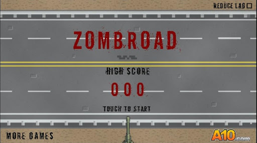 Angry Zombie Game