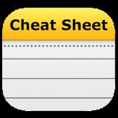 Wear Cheat Sheet / Notes