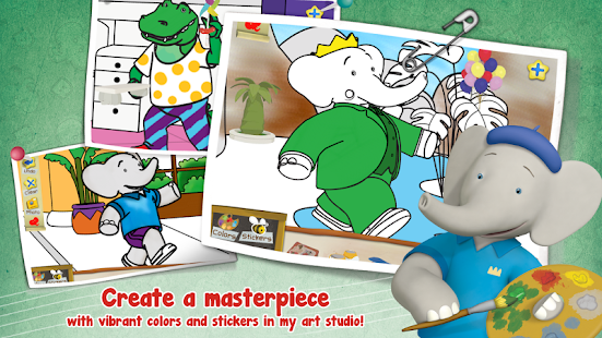 Babar & Badou's Marching Band - screenshot thumbnail