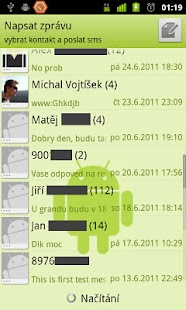Free SMS Sender - screenshot thumbnail