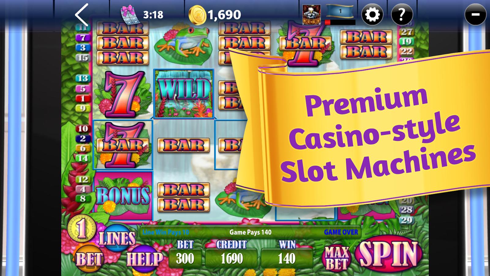 free pc casino slots