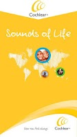 Screenshot of Cochlear Sounds of Life