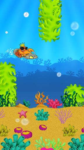 寄居蟹:水肺潛水免費