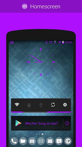 CM12 PA Theme - Violet