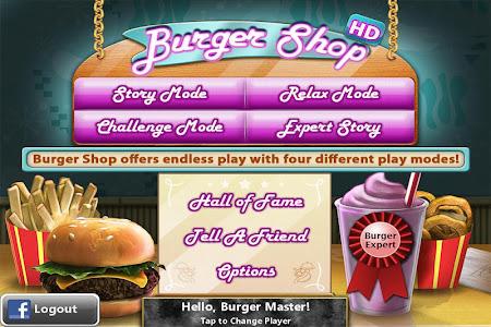 Burger Shop FREE 1.3 screenshot 235869
