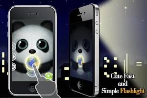 Screenshot of Animal Flashlight lite