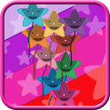 Rainbow Stars Live Wallpaper icon