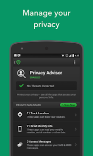 Lookout Security & Antivirus - screenshot thumbnail