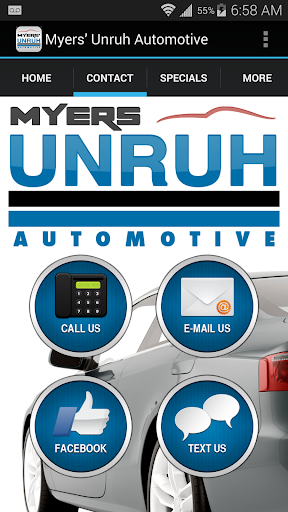 【免費生活App】Myers' Unruh Automotive-APP點子