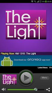 AM 1310 The Light - screenshot thumbnail