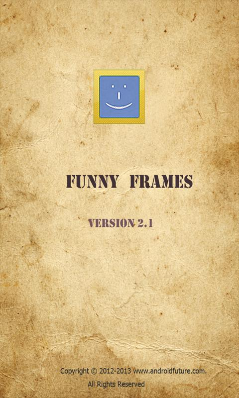 Funny Frames - screenshot
