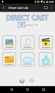 Direct Cast Lite (Chromecast) v1.23