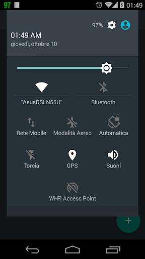 玩個人化App|Notification Bar Deluxe免費|APP試玩