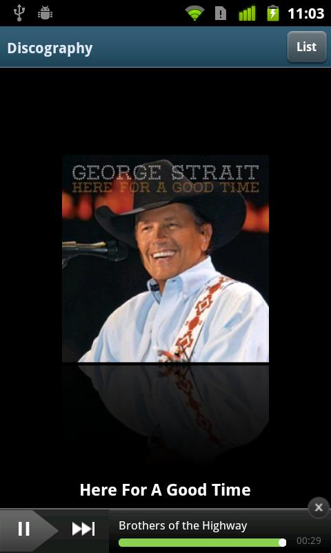 George Strait - screenshot