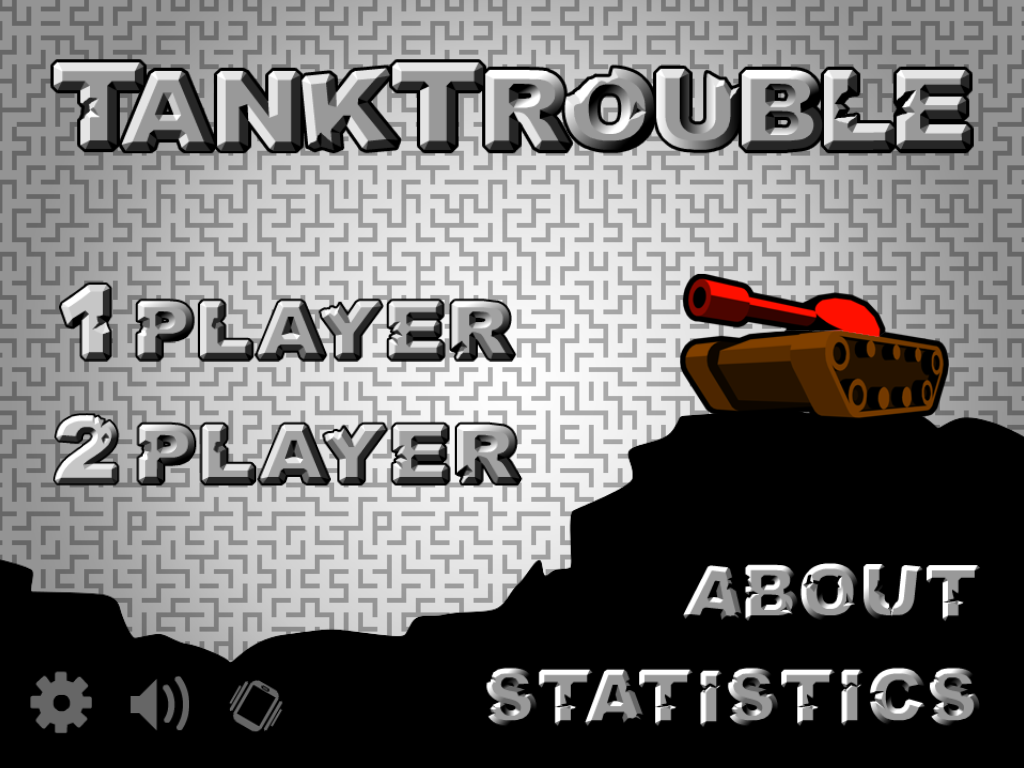TankTrouble- screenshot
