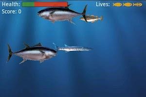 Screenshot of Food Chain Lite