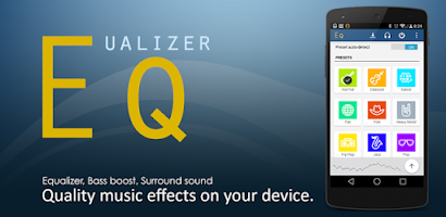 Equalizer - Android app on AppBrain