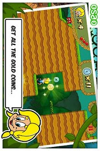 Pixeline Jungle Treasure FREE - screenshot thumbnail