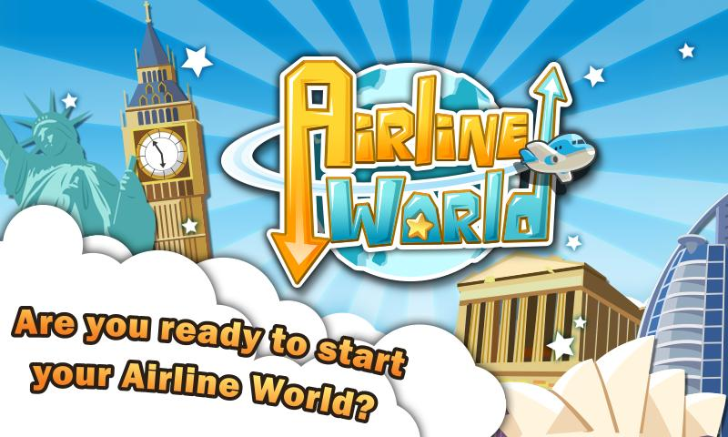Airline World - screenshot