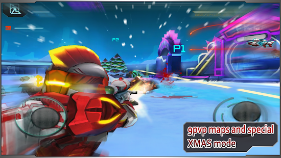 Star Warfare:Alien Invasion HD- screenshot thumbnail