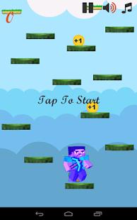 Jump Steeve Minecraft