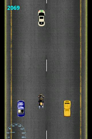 Moto Highway Drive - screenshot