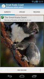 Great Koala Count - screenshot thumbnail