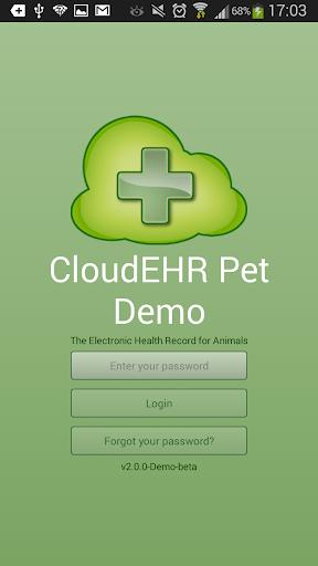 CloudEHR Pet DEMO - EHR
