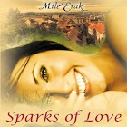 Sparks of love icon