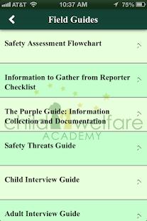 Child Welfare Academy - screenshot thumbnail