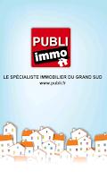 Screenshot of Publi-Immo