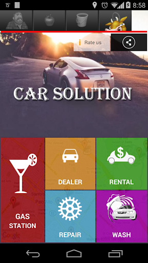 Car Solution Finder