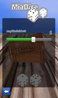 Screenshot of MiaDice