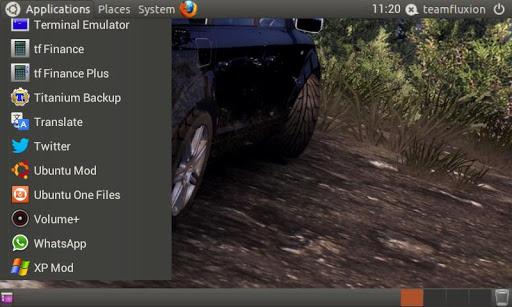 Ubuntu Mod Launcher beta