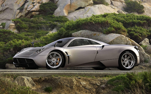 Pagani Huayra HD Wallpaper