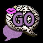 GO SMS THEME/PurpleTiger4U
