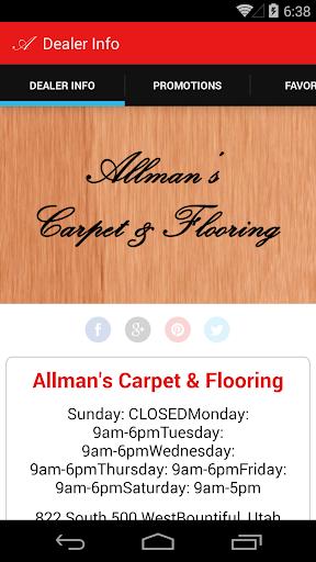 Allman's Carpet by MohawkDWS