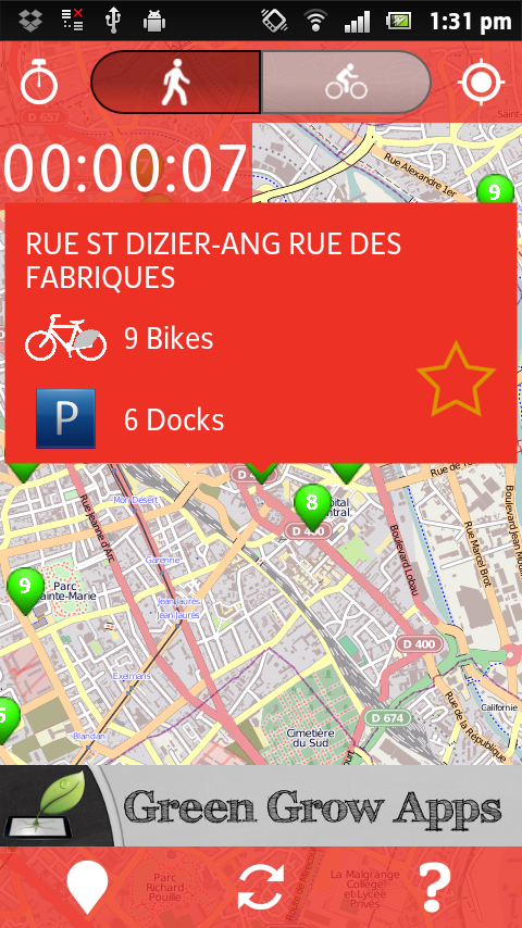 Nancy Bikes - screenshot