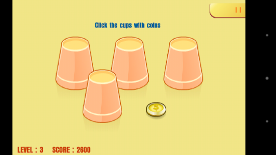 Tricky Cups- screenshot thumbnail