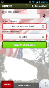 MVDC Military & Vet Discounts screenshot 4
