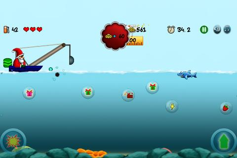 Speedboat Santa - screenshot
