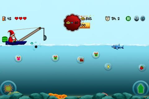 Speedboat Santa - screenshot