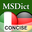 Dictionary Italian<>German Tr icon